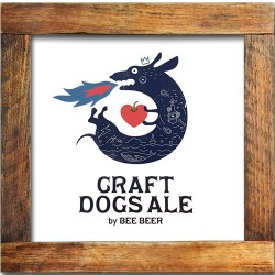 Craft Dogs Ale Art