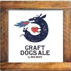 Cuadro Craft Dogs Ale