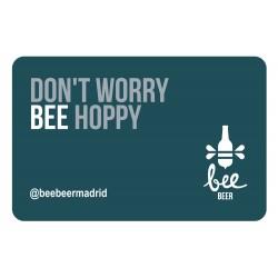 Tarjeta Regalo Bee Hoppy