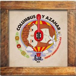 Cuadro Columbus y Azahar