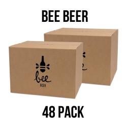 48 Pack Bee Beer
