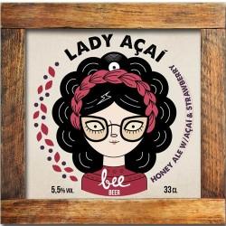 Cuadro Lady Açaí
