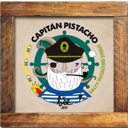 Cuadro Capitán Pistacho