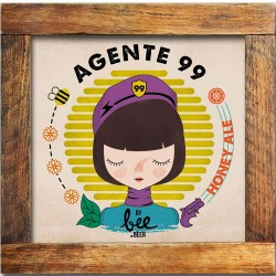 Cuadro Agente 99
